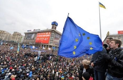 Les manifestations en Ukraine, expliquées aux enfants | Olisoca40 | Scoop.it