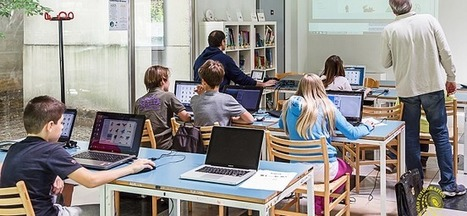 Designing the perfect computing curriculum - Innovate My School | Library curating | Scoop.it