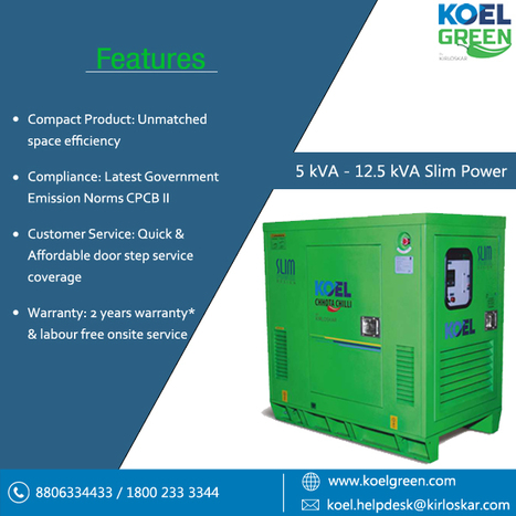 generator manufacturers, Page 2 | Scoop it