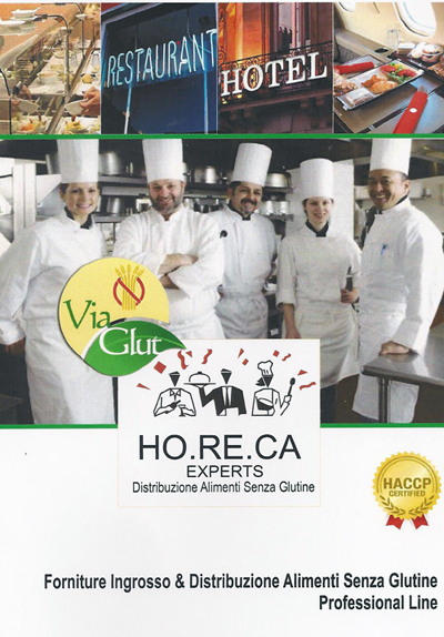 VIAGLUT ALIMENTI SENZA GLUTINE SETTORE HORECA | Marketing & Vendite Alimenti Senza Glutine | Scoop.it
