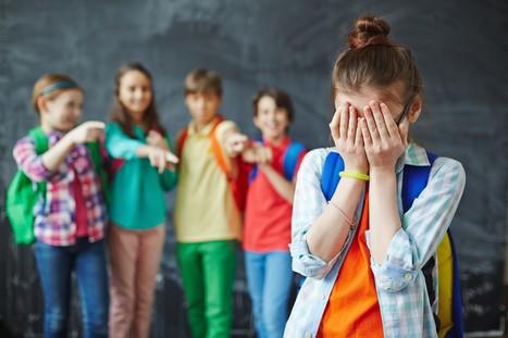 Harcèlement scolaire : aussi sur Internet - A la une - Destination Santé   Identité numérique, E-Réputation   Scoop.it