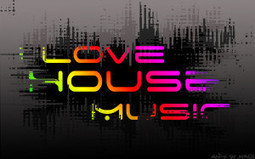 I Love House Music Wallpaper Freewallpaperz