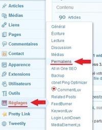 Comment et pourquoi vous devez modifier la structure de vos permaliens | Outils et pratiques du web | Scoop.it