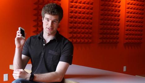 Pebble: une montre intelligente ayant plus de $ 500.000 en promesses de dons | PixelsTrade Blog | Business Apps : Applications in-house | Scoop.it