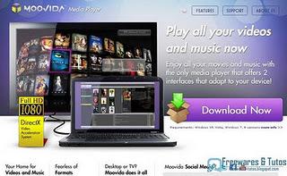 Moovida : un logiciel deux-en-un pour vos fichiers multimédia   Time to Learn   Scoop.it