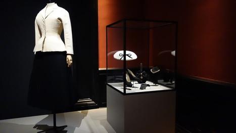 Expo : les années 50, un laboratoire créatif pour la couture et le prêt-à-porter   Textile Horizons   Scoop.it