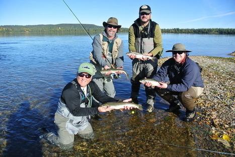 Alaska adventure • Rainbows, Dollies and John's first fish - Salt Lake Tribune (blog) | Alaska Tourism | Scoop.it