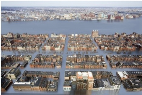 Haunting Images Show What Major US Cities Would Look Like if Sea Levels Rose 25 Feet | Social Media, the 21st Century Digital Tool Kit | Scoop.it