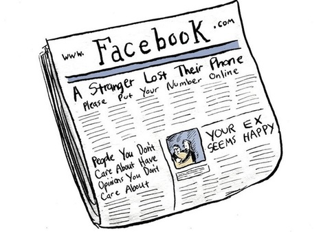 Facebook Collections pourrait bientôt concurrencer Discover de Snapchat | Smartphones et réseaux sociaux | Scoop.it
