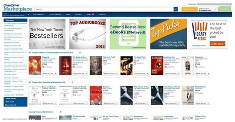 Are Digital Libraries A 'Winner-Takes-All' Market? OverDrive Hopes So | The Information Professional | Scoop.it