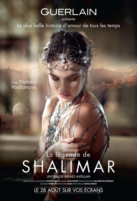 Interculturel entre l'Inde et la France : la nouvelle publicité Shalimar | Best-of : Mumbaikar in French | Scoop.it