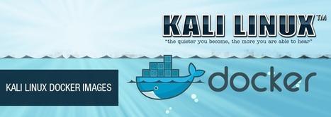 Official Kali Linux Docker Images | Kali Linux | H4x0r5 Playground | Scoop.it