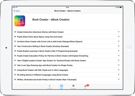 Using non-linear stories to gamify your books - Book Creator app | Blog | ipad2learn #iPad #E-Learning #schreiben #lernen #m-learning | Scoop.it