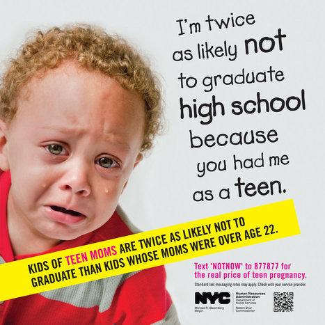 Do 'Shame and Blame' Work to Change Teenage Behavior?