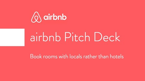 Airbnb In Business Plan Template Scoopit - Vc pitch template