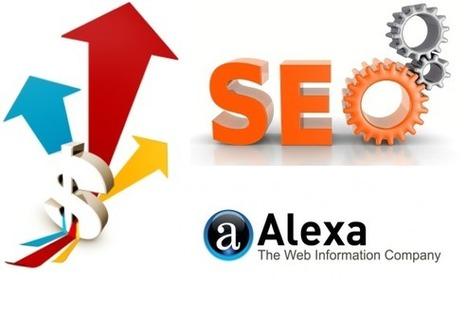 10 Tips To Increase Alexa Rank | Social Medial Marketing | Scoop.it