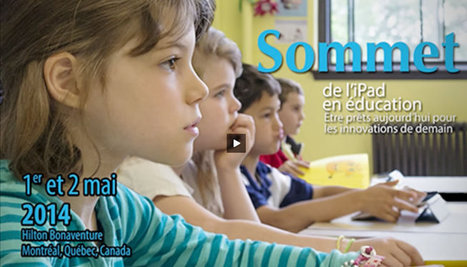 2e Sommet francophone sur les usages de l'iPad ...   AlternaTICA - Des interactions numériques aux interactions sociales   Scoop.it