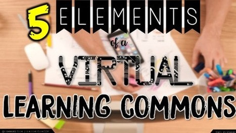 Virtual Learning Commons AASL Webinar | School Library Learning Commons | Scoop.it