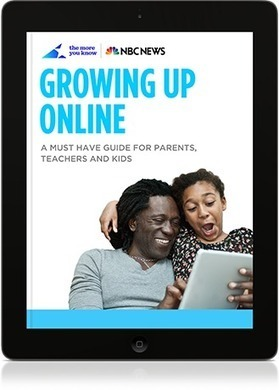 eBooks: Growing Up Online | Internet-Safety | 21st century Learning Commons | Scoop.it