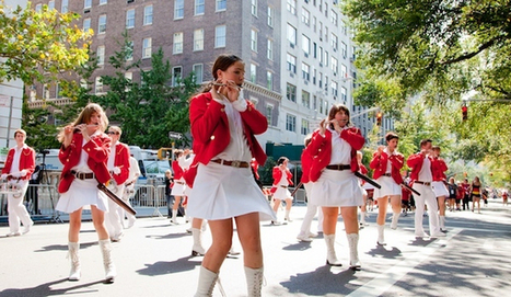 Steuben Parade: les Français de New York se préparent à défiler - French Morning | New York et Paris - Capitales. | Scoop.it