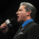 UFC Ring Announcer Bruce Buffer Talks Octagons and Poker Tables | FIGHTLAND | Hit by the deck | Scoop.it