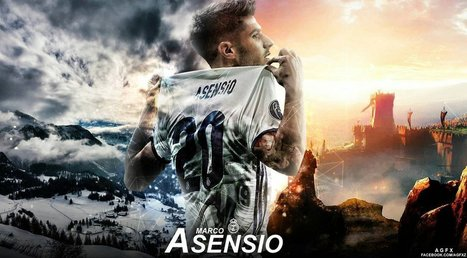 Marco Asensio Wallpapers In All About Wallpapers Scoopit