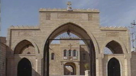 ISIS claim laying waste to 4th century Iraqi Christian monastery (PHOTOS) | Global politics | Scoop.it