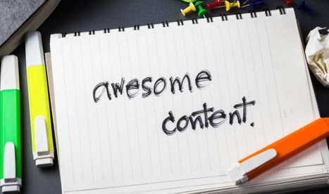 10 Simple Ways To Think About Content Marketing in your Business | Technology | Scoop.it