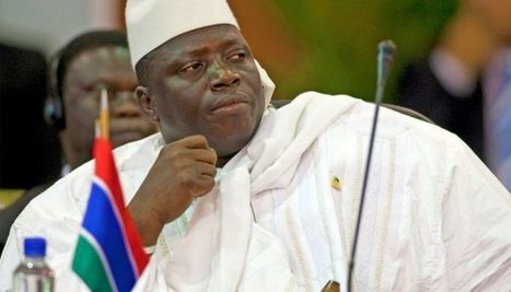 Gambian Vice President resigns as Jammeh remains defiant - Premium Times Nigeria | NGOs in Human Rights, Peace and Development | Scoop.it