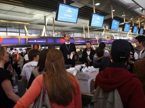 Epidemics Prefer Changing Planes In JFK Over ATL : NPR   Entrepreneurship, Innovation   Scoop.it