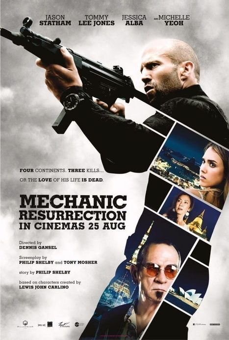 the mechanic full movie free online