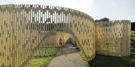 Trylletromler / Fabric Architecture - Plataforma Arquitectura | retail and design | Scoop.it