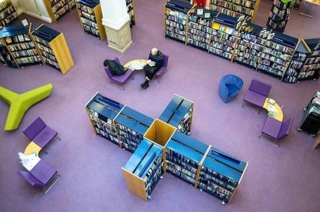 18 propositions pour une bibliothèque 4e lieu aux horaires d'ouverture élargis | BiblioLivre | Scoop.it