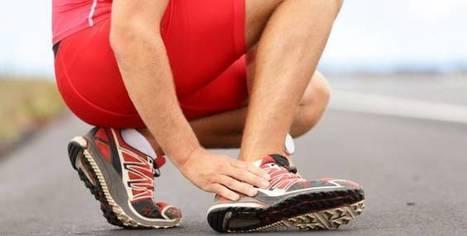 5 blessures courantes du runner : comment les soigner ? | alimentation et santé du coureur by Kelrun.fr | Scoop.it