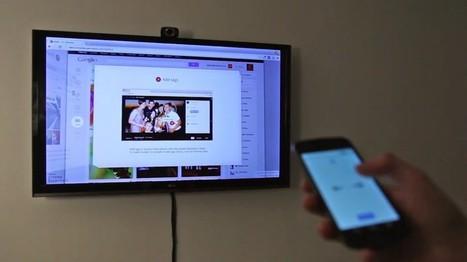 Démo impressionnante du futur de la navigation selon Google | {niKo[piK]} | Les news du Web | Scoop.it