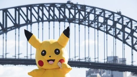 Pokemon Go away: Troublesome Sydney Pokestop shut down - BBC News | Cyborg Lives | Scoop.it
