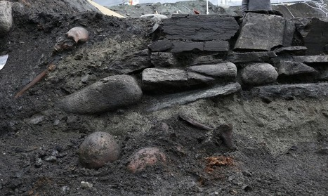 Archaeologists in Norway discover church and altar of Viking King Olav Haraldsson | L'actu culturelle | Scoop.it