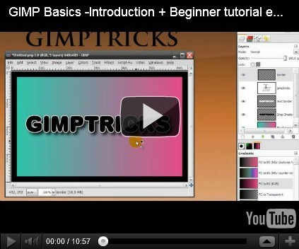 Gimp Video Tutorials Blog | Searching & sharing | Scoop.it