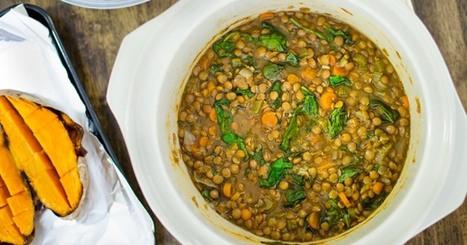 35 Vegan Crock-Pot Recipes To Keep You Warm & Well-Fed | Vegan Food | Scoop.it