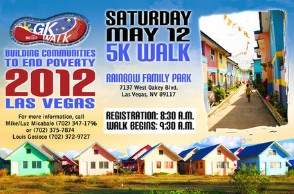 Complete Set of GK Walk forms - raise funds to build more homes for the poor. | Yellow Boat Social Entrepreneurism | Scoop.it
