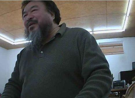 En Chine, l'artiste Ai Weiwei tourne en dérision sa surveillance | LYFtv - Lyon | Scoop.it