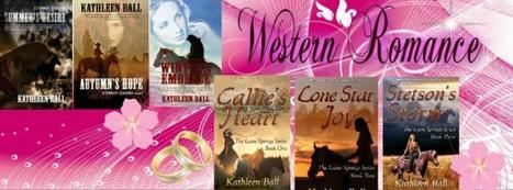 News Letter and Prizes- Kathleen Ball Western Romance | Authors, writers, readers exchange | Scoop.it