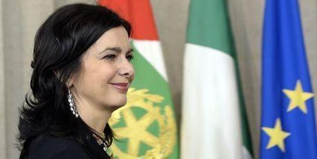 Italie : la présidente de la Chambre dénonce les menaces contre les femmes   La botte de l'Europe   Scoop.it