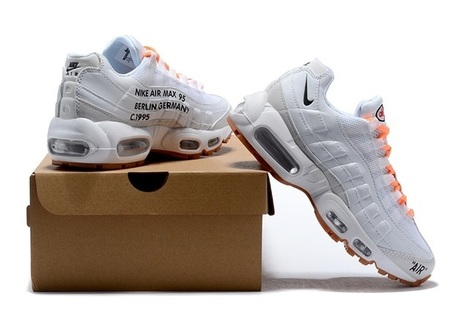 finest selection 63c7a cbb55 Off White Nike Air Max 95 White   nike and adidas sports shoes online store