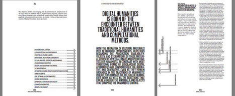 Software Studies: Digital_Humanities book is published - download free open edition | Psicología desde otra onda | Scoop.it