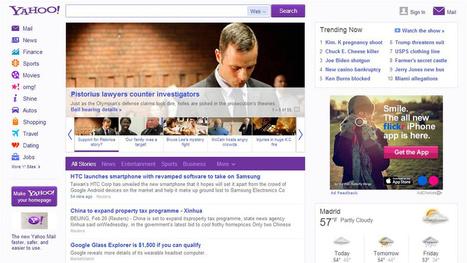 Cientos de usuarios afectados por malware al conectarse a Yahoo - TransMedia.cl | Web-On! Comunicación digital | Scoop.it