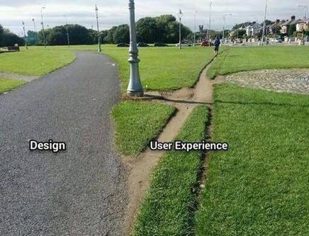 #Design vs #Userexperience | Web UX Links | Scoop.it