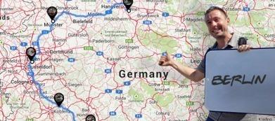 L'Allemagne sur le pouce @ARTEfr | Documentaires - Webdoc - Outils & création | Scoop.it
