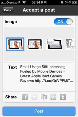 New in App Store - Scoop.it #Apple | ten Hagen on Social Media | Scoop.it