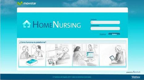 La tecnología móvil te lleva la enfermera a casa | Blog RC y ... | Biocapax | Scoop.it